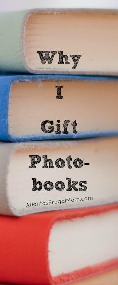 Why I gift photo books