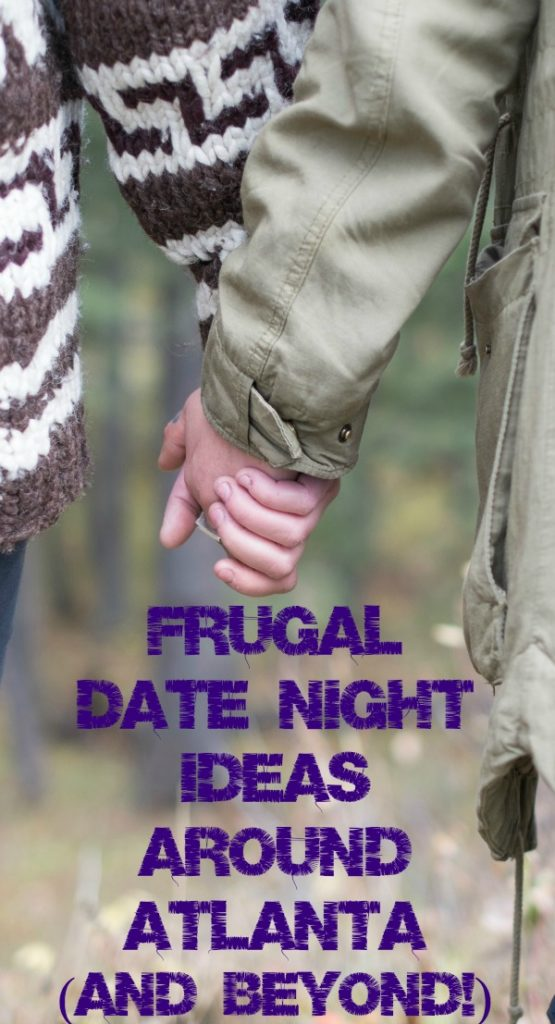 Cheap Date Night Ideas - Pin Me