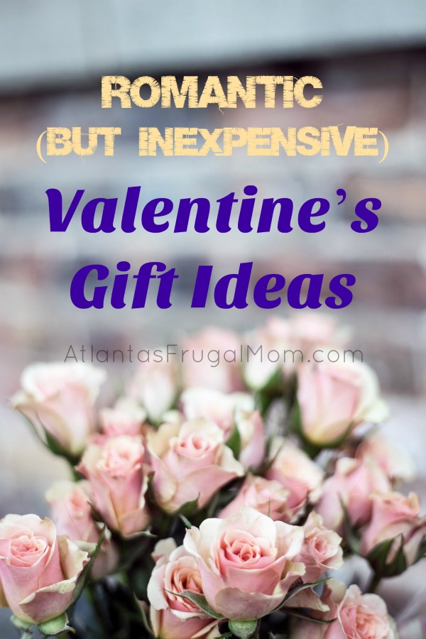 Inexpensive Valentines Gift Ideas for her