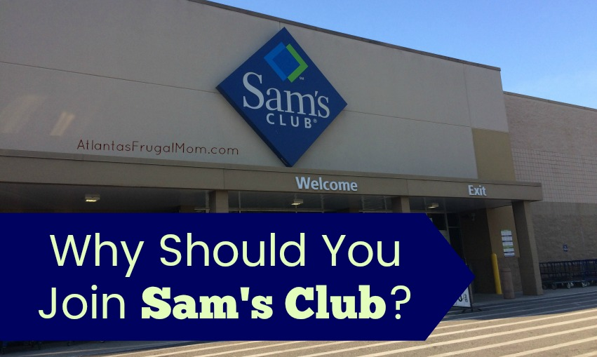 Join Sam's Club - blog banner