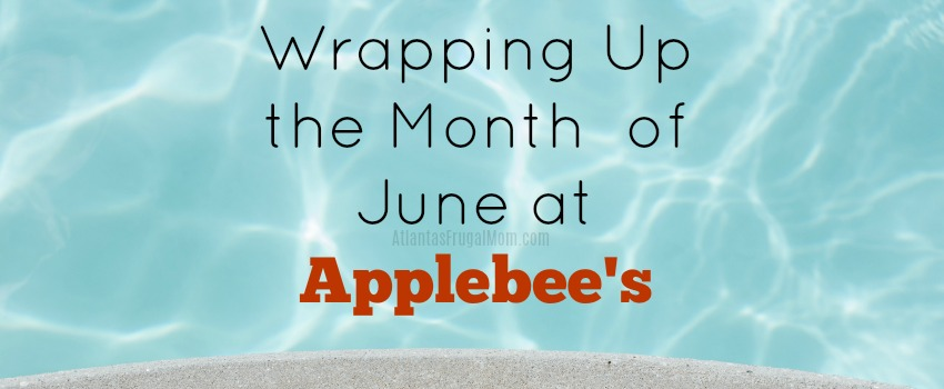 June at Applebee's